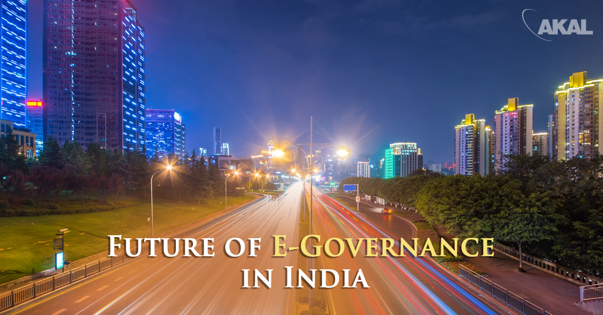 Future of E Governance in India